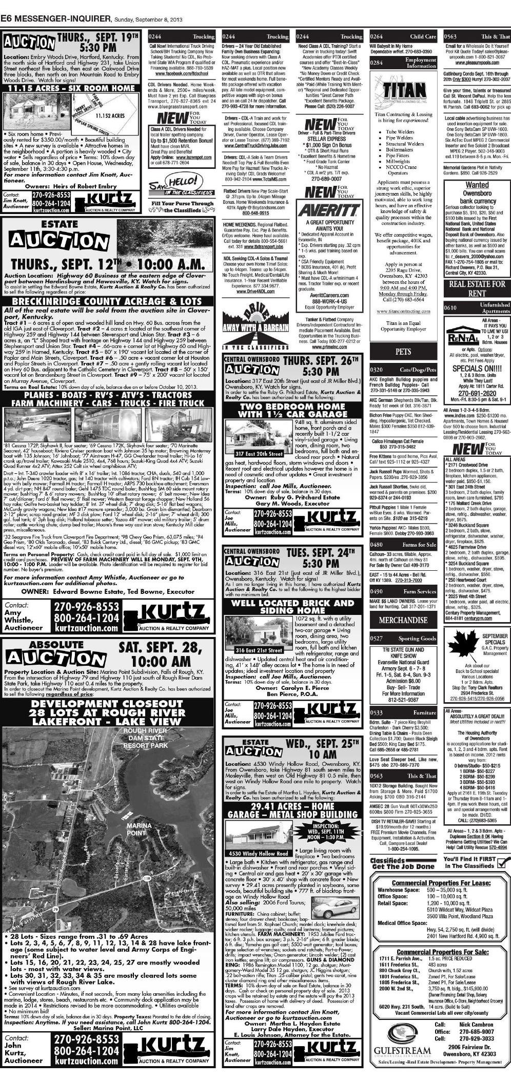 owensboro classifieds